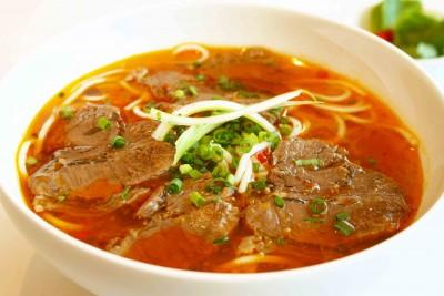 牛すじコラーゲンスープ麺